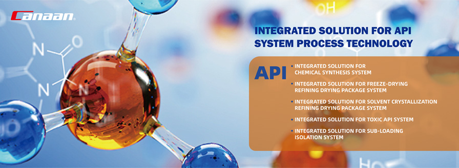 Integrated solution for API