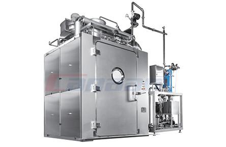 QD Series Bin Washing Station
