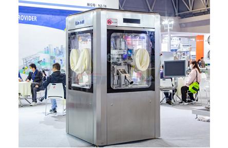 STEP T420 Tablet press machine